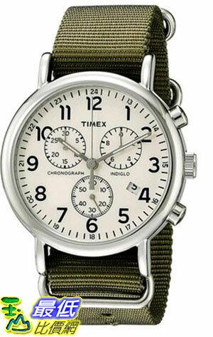 105美國直購  Timex Weekender Chronograph Watch