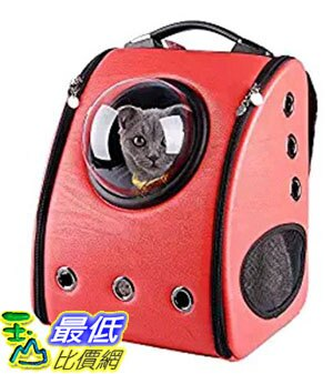 [美國直購] U-pet B005F 寵物 專用外出包 Innovative Patent Pending Pet Carriers 12.6吋x10.1吋x16.1吋 貓咪小狗