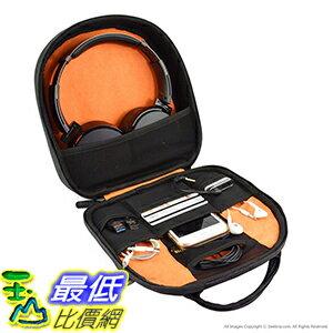[106美國直購] Geekria EJB-0046-02 ELITE 耳機收納盒 Headphone Shoulder Bag Case 適Sony MDR-950BT,ATH M50x,Bose ..