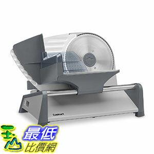 [美國直購] Cuisinart FS-75 食物切片機 Kitchen Pro Food Slicer, Gray