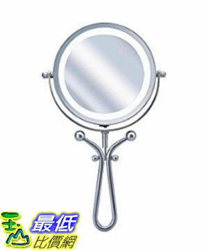 [東京直購] KOIZUMI Bijouna KBE-3030/S 圓形 化妝鏡 with LED 燈 【1倍/7倍】115mm