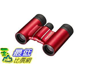 [106東京直購] NIKON ACT0110X21R 紅 雙筒 輕便望遠鏡 ACULON T01 10x21 雙筒望遠鏡 旅遊輕便型