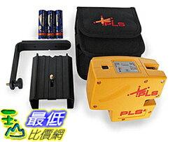 [106美國直購] Pacific 雷射水準儀 雷射儀 Laser Systems PLS4 Tool Point and Line Laser