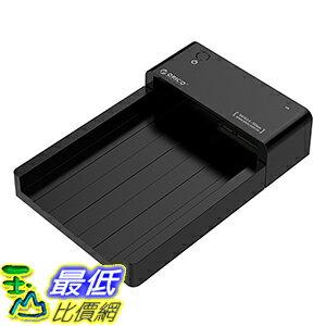 [106美國直購] ORICO Tool-free 2.5&3.5 inch USB3.0 to SATA External Hard Disk Drive Enclosure HDD SSD Doc..