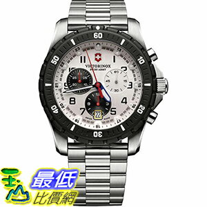 [106美國直購] Victorinox Swiss Army Maverick Sport Chronograph Men's Watch 男士手錶