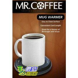 [美國直購] Mr. Coffee MWBLK Mug Warmer 保溫杯墊 馬克杯飲品保溫器