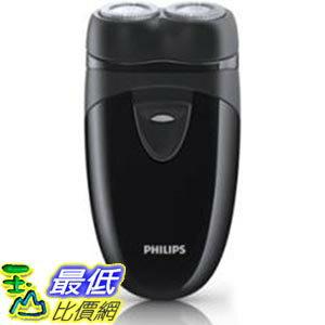 [東京直購] PHILIPS 飛利浦 PQ208 攜帶式 乾電池 刮鬍刀 黑 _BC1984868