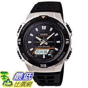 [東京直購] CASIO SOLAR POWER SYSTEM AQ-S800W-1EJF 太陽能電力多功能運動休閒手錶