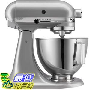 [105美國直購] KitchenAid  Professional 4.5 Qt Mixer 攪拌機 (有紅色 藍色 銀色 可選) C951208
