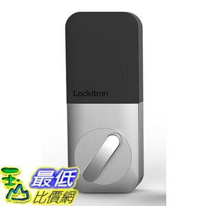 [美國直購] LOCKITRON Bolt (with Bridge)  Keyless Entry Using Your Phone 金色銀色可選