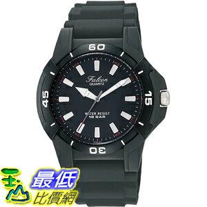 [東京直購] CITIZEN Q&Q Falcon Q596-851 防水:10BAR 45×42mm 手錶
