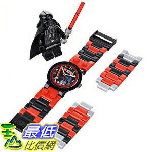 [美國直購] LEGO Kids 8020301 Star Wars Darth Vader Plastic Watch 星球大戰 手錶