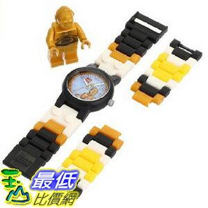 [美國直購] LEGO Kids 9002960 Star Wars C3PO Plastic Watch 星球大戰 手錶
