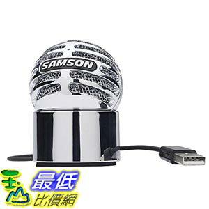 [美國直購] Samson SAMETEORITE Meteorite Condenser Microphone 電容式 攜帶型 USB 麥克風