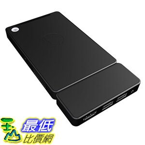 [美國直購] Kangaroo MD2B Mobile Desktop Computer Intel Atom 2 GB RAM 32 GB eMMC 移動電腦