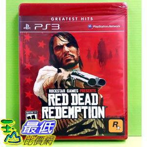 [玉山最低比價網] 全新沒拆 PS3 PS3 Red Dead Redemption 碧血狂殺 英文版