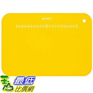 [東京直購] KYOCERA 京瓷 黃色 CC-99 YL 廚房 料理 軟 砧板 切菜板