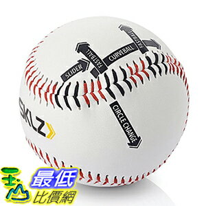 [美國直購] SKLZ PPSTBSBL-100 棒球 投手 投擲訓練球 Pitch Trainer Ball