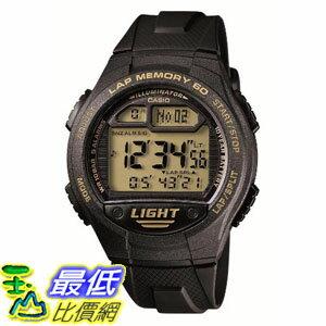[東京直購] CASIO SPORTS GEAR W-734J-9AJF 手錶 腕錶 防水10BAR