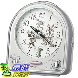 [東京直購] SEIKO CLOCK FD464S 迪士尼 31曲 Disney melody 時鐘 鬧鐘 alarm clock
