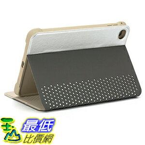 [美國直購] Griffin Technology B01G2IIW8K 平板殼 平板套 iPad mini 4 Protective Folio and Shell, SnapBook Case, Silver Dots