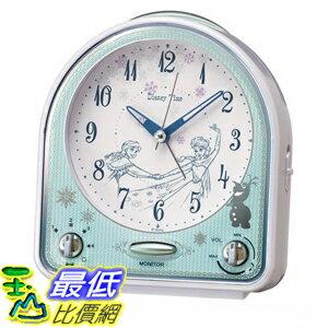 [東京直購] SEIKO CLOCK FD475W 冰雪奇緣 Disney Frozen 時鐘 鬧鐘 alarm clock