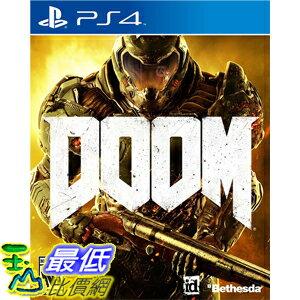 (刷卡價) 預購2016/5/13 PS4 毀滅戰士  DOOM  中文 亞版