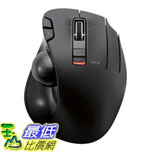 [東京直購] ELECOM M-XT3DRBK 右手/右撇子 無線軌跡球 滑鼠 (logitech可參考) Windows 10/Mac OS