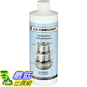 [美國直購] Le SC3 Creuset 12-Ounce Stainless Steel Cleaner 不鏽鋼鍋 清潔劑