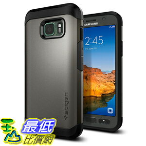 [美國直購] Spigen 軍灰/銀兩色可選 手機殼 保護殼 Galaxy S7 Active Case Case [Tough Armor] HEAVY DUTY EXTREME