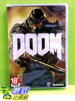 (現金價) PC game 電腦版 毀滅戰士 DOOM 中文 亞版