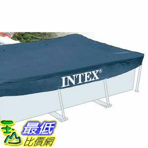 [COSCO代購 如果沒搶到鄭重道歉] Intex 長形泳池遮罩 - 3x2公尺 W111362