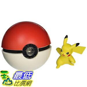 [美國直購] Takara TOMY T18564D 聲光效果 神奇寶貝球 精靈寶可夢 Pokemon Lights And Sounds Poke Ball_a213