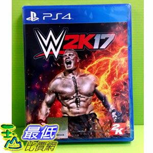 (現金價) PS4 WWE 2K17 激爆職業摔角 17 亞版 英文版