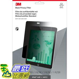 <br/><br/> [美國直購] 3M PFTAP001 螢幕防窺片 Privacy Filter for iPad Air 1/iPad Air 2 - Portrait<br/><br/>