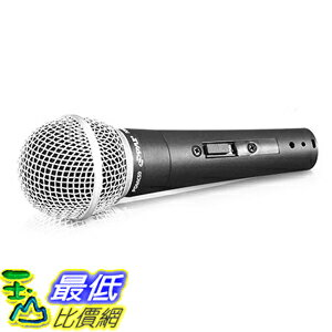 <br/><br/>  [美國直購] Pyle PDMIC59 麥克風 Professional Dynamic Vocal Microphone - Cardioid<br/><br/>