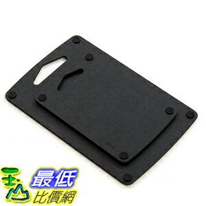 [美國直購] Epicurean B0134Q7R02 黑色防滑砧板 Prep Series Nonslip Cutting Boards 美國製 二件裝