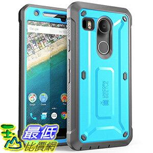 [美國直購] Nexus 5X Case, SUPCASE [Heavy Duty] Belt Clip Holster Case for Google Nexus 5X 藍色 _a135