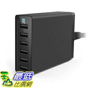 <br/><br/>  [直購] 保固18個月 Anker 60W 6孔 USB 充電器 AK-848061074772 PowerIQ<br/><br/>