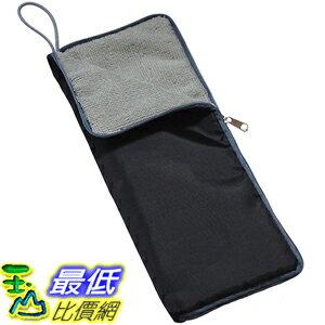 [東京直購] Ai fit industry B01BD4SYR2 超吸水雨傘套 microfiber umbrella cover 28×12cm