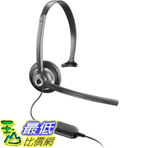 [美國直購] Plantronics M214C 耳機麥克風 Headset with Adjustable Volume 可調整音量