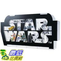 [東京直購] Takara TOMY Star Wars 透明字 B01C813FFA 星際大戰 收納盒 Logo Display Case 標誌展示盒 原力覺醒