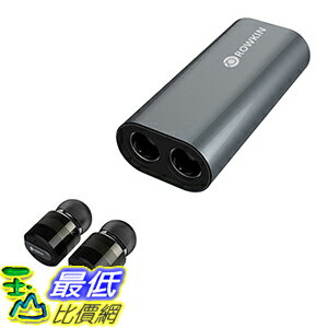 [美國直購] Rowkin Bit Charge Headphones 迷你 耳機 Stereo Bluetooth Earbuds 含充電器 適用 iPhone series ,Android