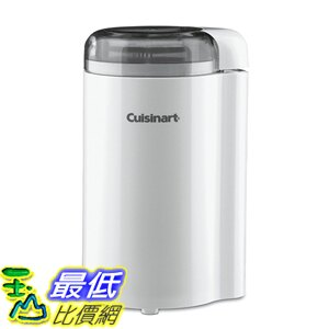 [美國直購] Cuisinart DCG-20N 咖啡 磨豆機 Coffee Bar Coffee Grinder, White