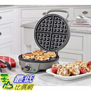 ( 美國COSCO直購 ) Cuisinart 4-Slice 鬆餅機 Belgian Waffle Maker A1055935
