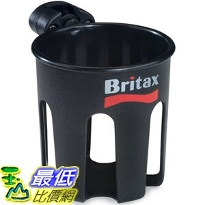 [美國直購] Britax S857000 手推車杯架 B-Agile Stroller Adult Cup Holder