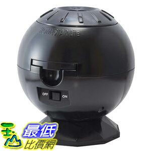 [東京直購] SEGA TOYS B01FTGIKTM (2代) HOMESTAR Lite 2 黑色 星空投影機 室內星空機