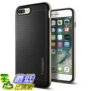 [美國直購] Spigen 043CS20683 香檳金 iPhone 7 Plus (5.5吋) Case [Neo Hybrid] PREMIUM BUMPER 手機殼 保護殼 o82