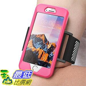 [美國直購] SUPCASE iphone7+ iPhone 7 Plus (5.5吋) Armband Case 粉紅色 [Unicorn Beetle PRO Series] 運動臂套 臂帶手機殼..