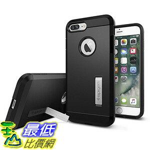 [美國直購] Spigen 043CS20531 黑色 iphone7 iPhone 7 Plus (5.5吋) Case [Tough Armor] HEAVY DUTY 立架式 手機殼 保護殼